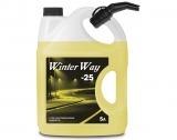 Winter way -25 5л стеклоомывающая жидкость